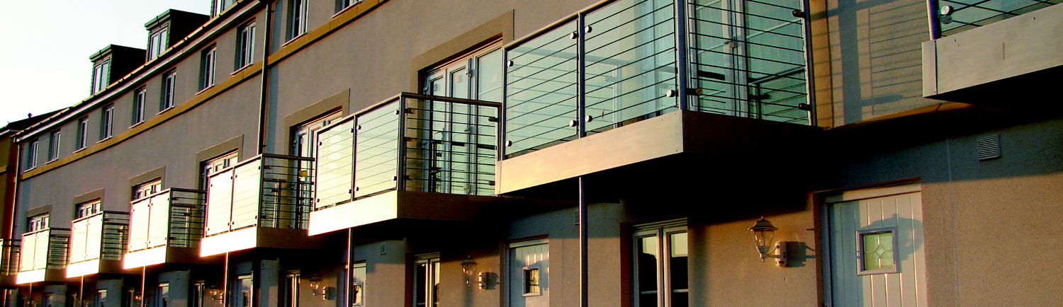 Balconies juliet balcony and balcony systems for Balcony company