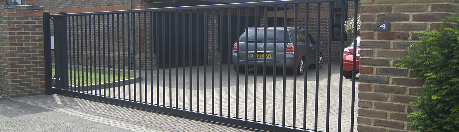 Gate opener sliding electric gates
